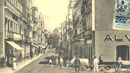 Conheças as histórias e lendas da Rua Nova e da Rua da Imperatriz