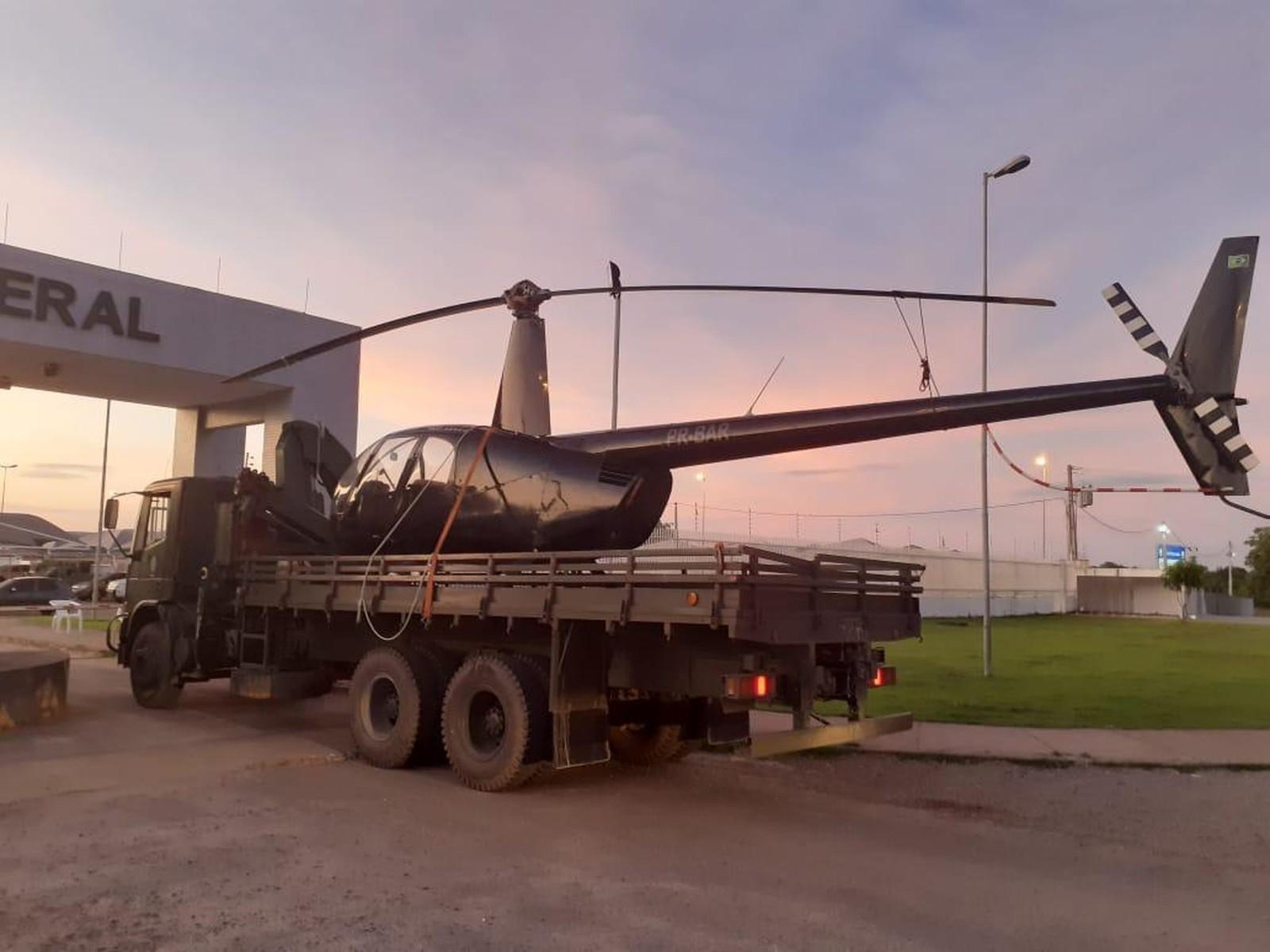 Você viu? explosão mata 4 em RR, traficantes presos pela PF, helicópteros apreendidos e mais - Notícias - Plantão Diário