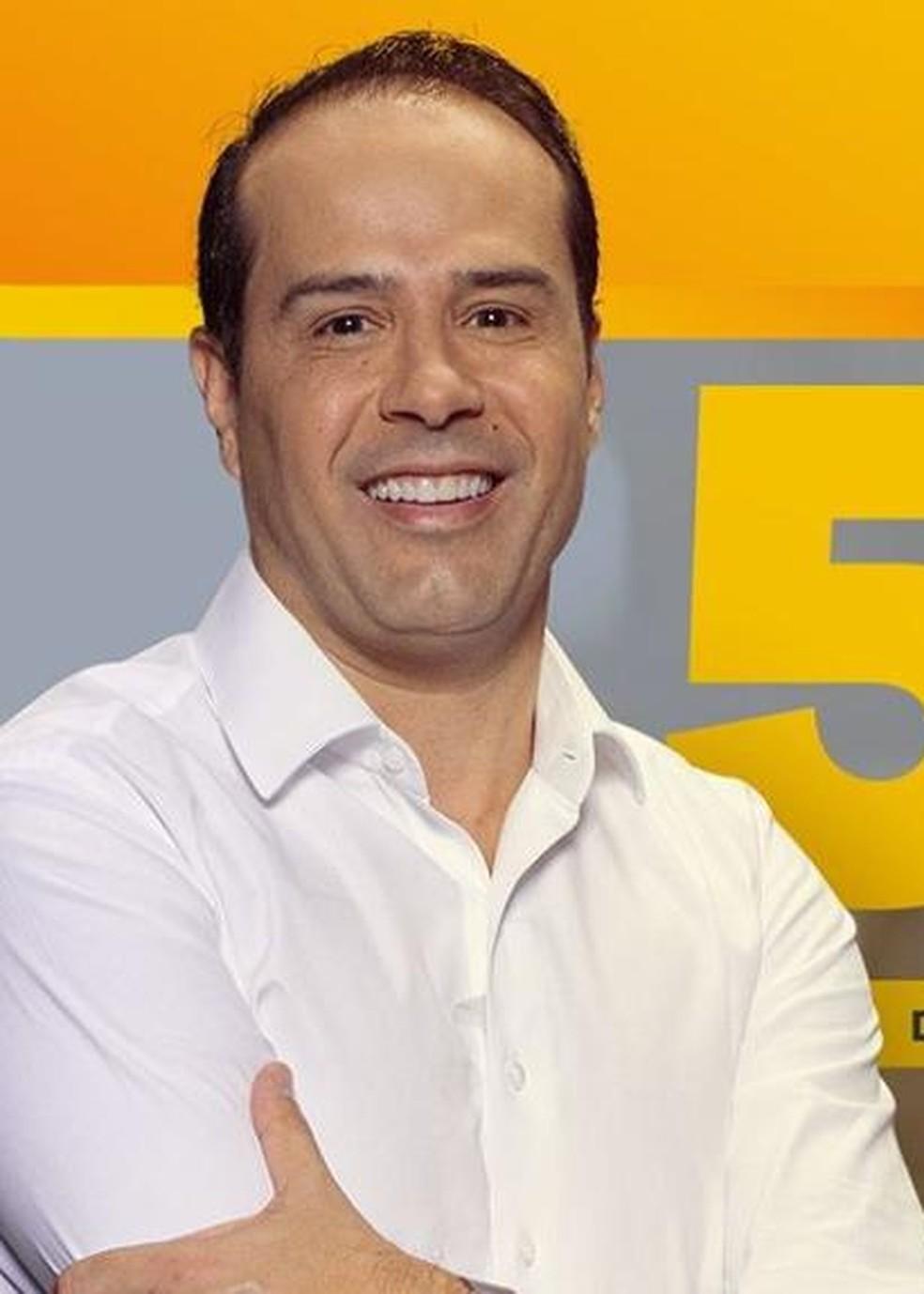 Ricardo Nunes, em foto publicada no instagram @ricardonuneseletro, no dia 22 de junho — Foto: Reprodução/Redes sociais