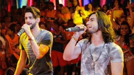 Munhoz e Mariano fazem música em homenagem a Mato Grosso do Sul