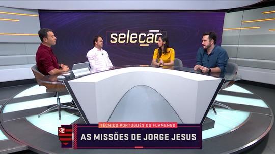 Jornalistas veem adaptação ao Brasil como principal missão de Jesus no Flamengo