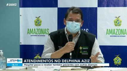VÍDEOS: Governo investiga casos de variante do Reino Unido em Manaus; veja destaques do JAM 2