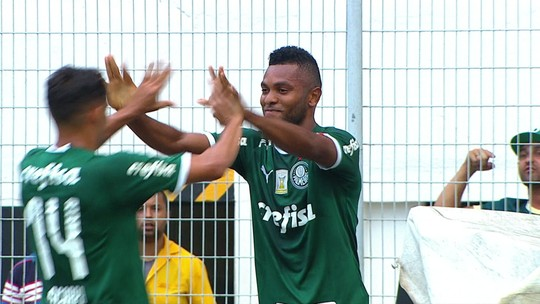 RB Brasil 1 x 1 Palmeiras: assista aos melhores momentos