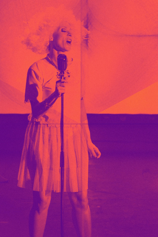 Patricia Marx aciona 'Phantasy machine', álbum em inglês gravado em clima de pós-punk