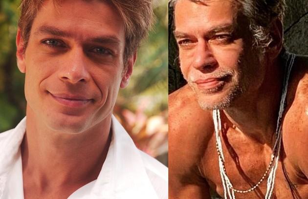 """Fabio Assunção, que voltará ao ar em """"Desalma"""",  foi Daniel, homem honesto e trabalhador (Foto: Reprodução)"""