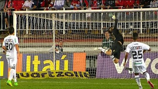 Jogo entre Joinville e Figueira no ano  tem provocações e goleador repetido