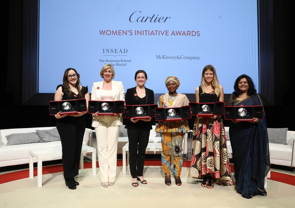 Cartier Women's Initiative Awards (Foto: Divulgação)