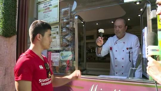 Febre CR7: apelido do novo craque da Juventus dá nome até em sorvete