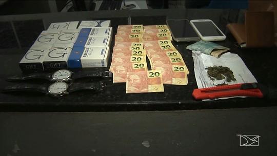 Homens são presos com dinheiro falso em Satubinha