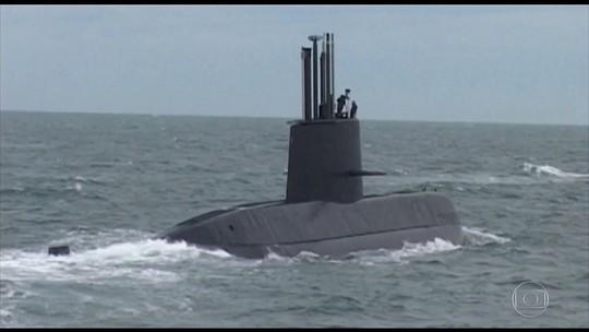 Marinha confirma mensagem sobre curto-circuito em submarino