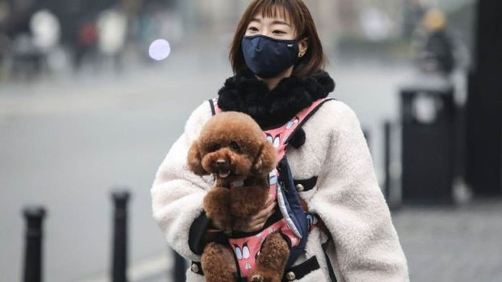 A maioria dos casos de coronavírus foram registrados na China, mas outros países também estão combatendo o vírus — Foto: Getty Images via BBC