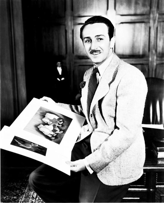 Walt Disney e sua obra