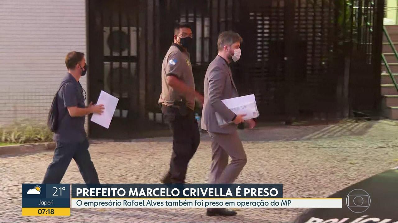 Operação do MP que prendeu Crivella partiu da delação do doleiro Sergio Mizrahi