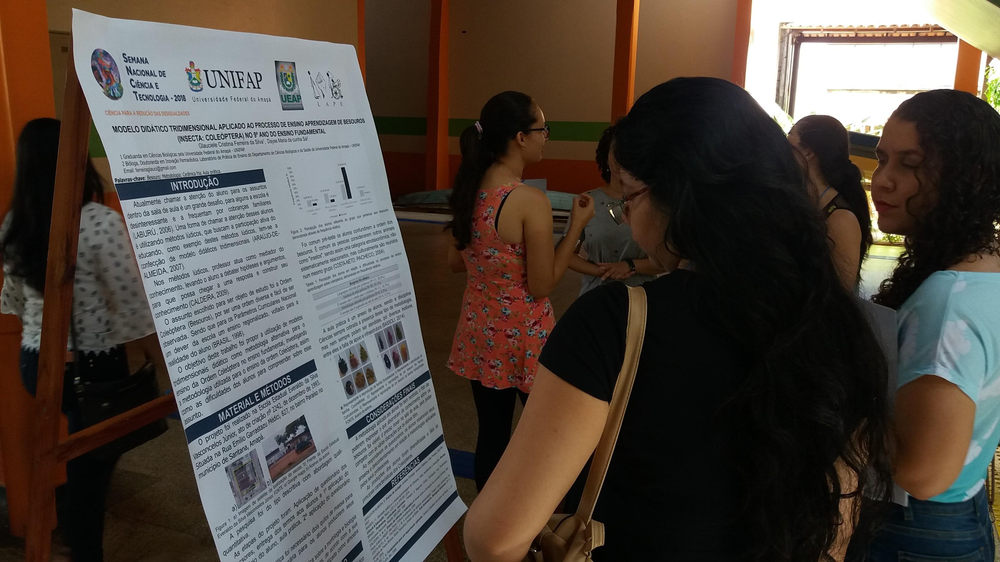 Semana de Ciência e Tecnologia 2018 tem mais de 300 atrações no Amapá