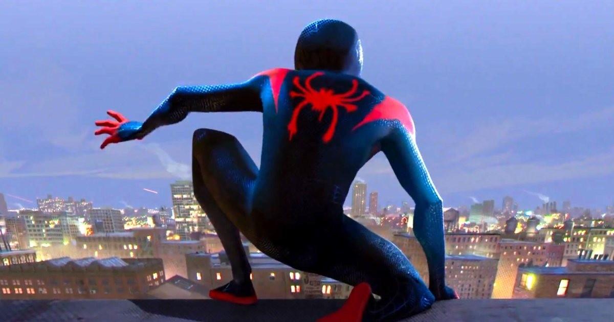 Filme animado reunirá várias versões de Peter Parker (Foto: Divulgação)