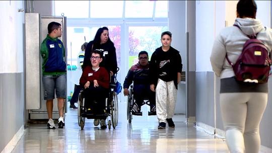 Projeto de jovens com deficiência quer mostrar que games podem ajudar a superar limitações