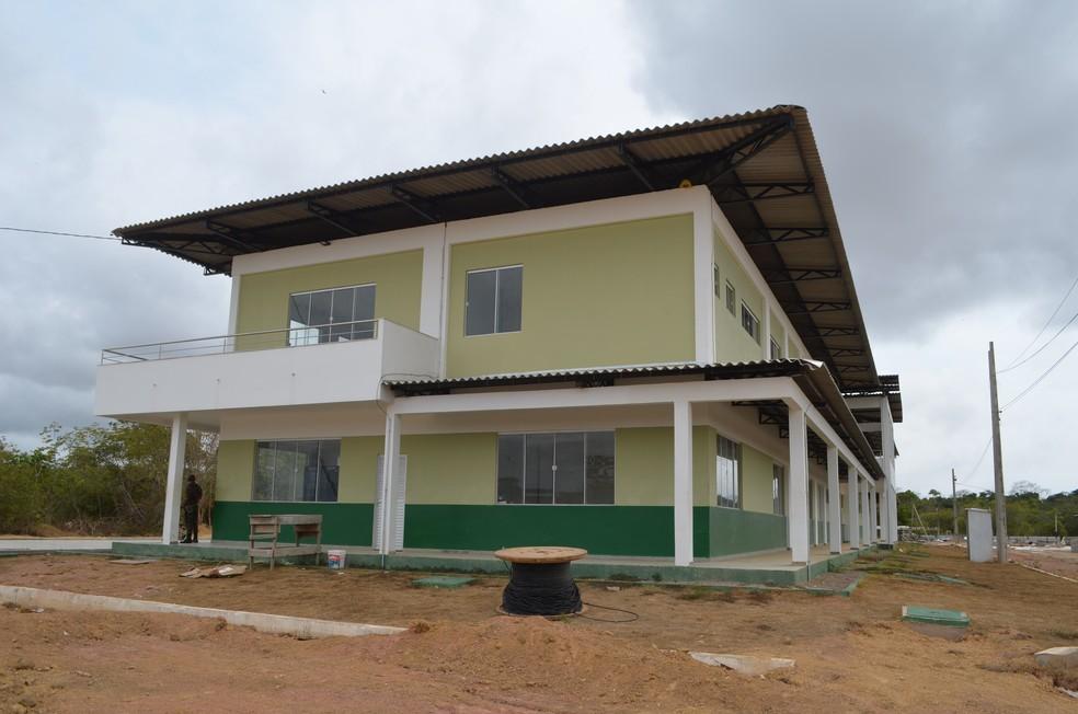 Brigada vai ser inaugurada em janeiro (Foto: Jorge Abreu/G1)