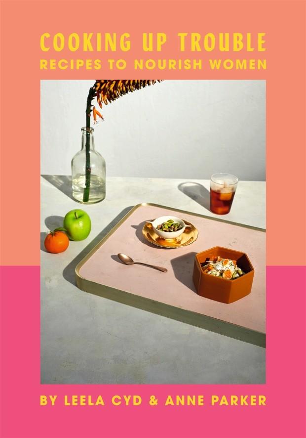 Capa do livro Cooking up trouble (Foto: Divulgação)