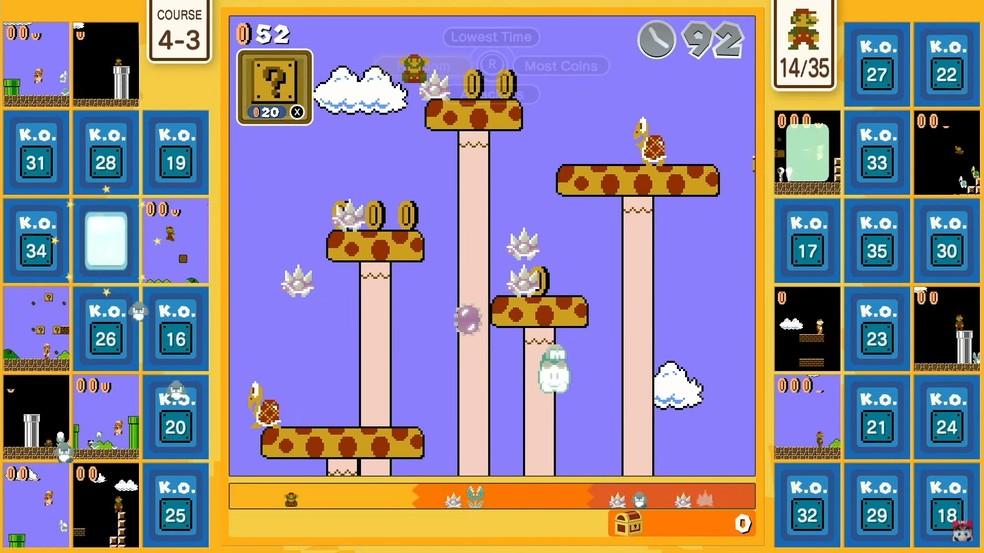 Nintendo anuncia Super Mario Bros. 35, battle royale do clássico jogo   esports   ge