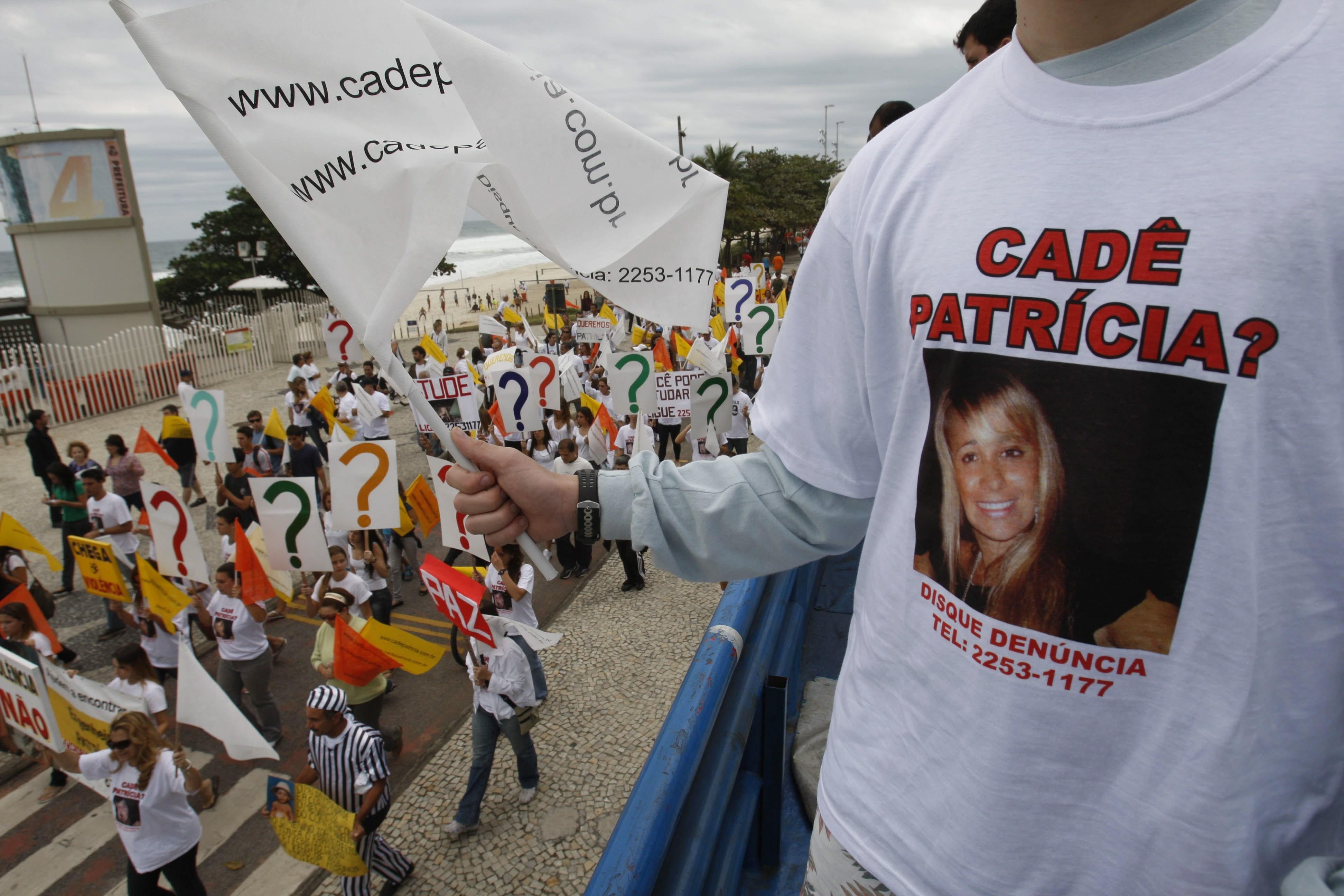 Caso de Patricia Amieiro segue aberto desde 2008