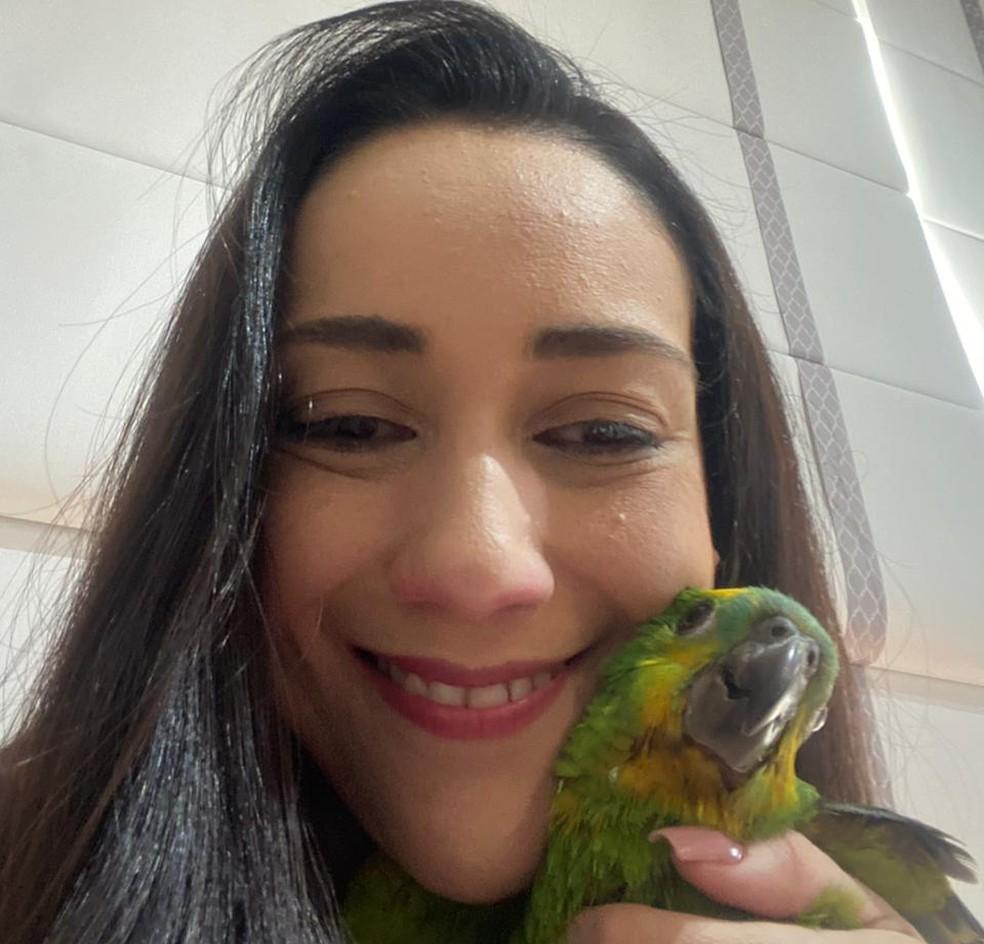 Mefi e Christiane Teixeira vivem em Campinas (SP). — Foto: Christiane Teixeira