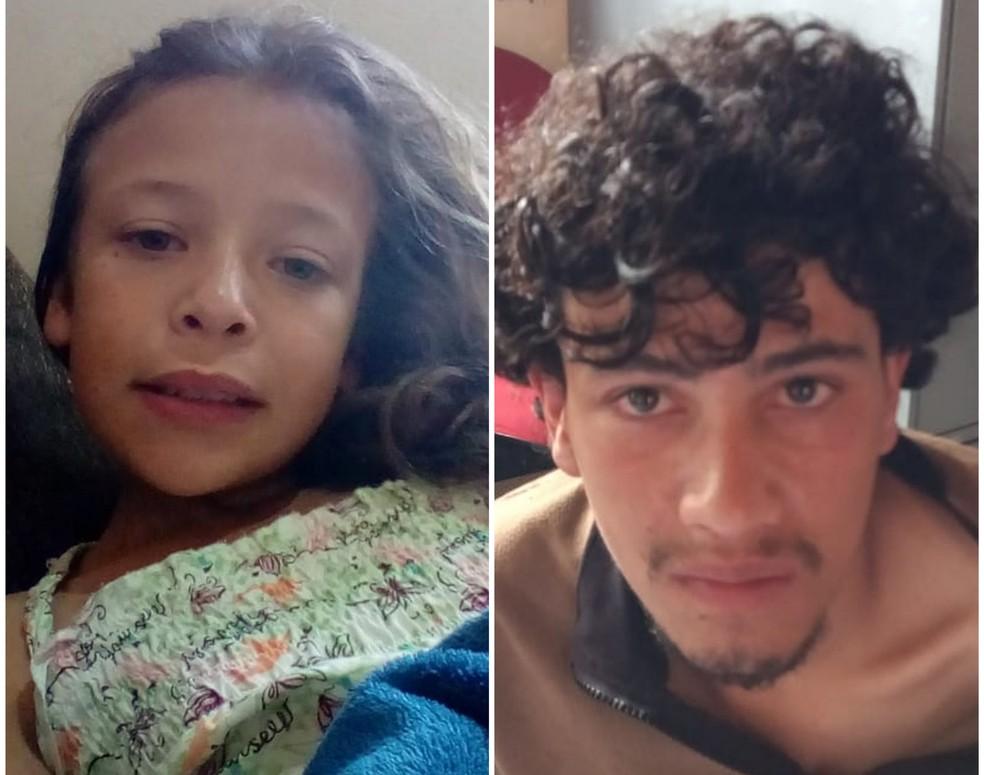 Heloá Pereira, de 11 anos, foi encontrada morta em Piedade; vizinho Elivelton Furtado foi preso quase 2 meses após o crime — Foto: Reprodução