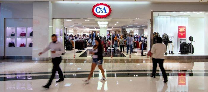 C&A Brasil abre 4 mil vagas temporárias em lojas pelo país