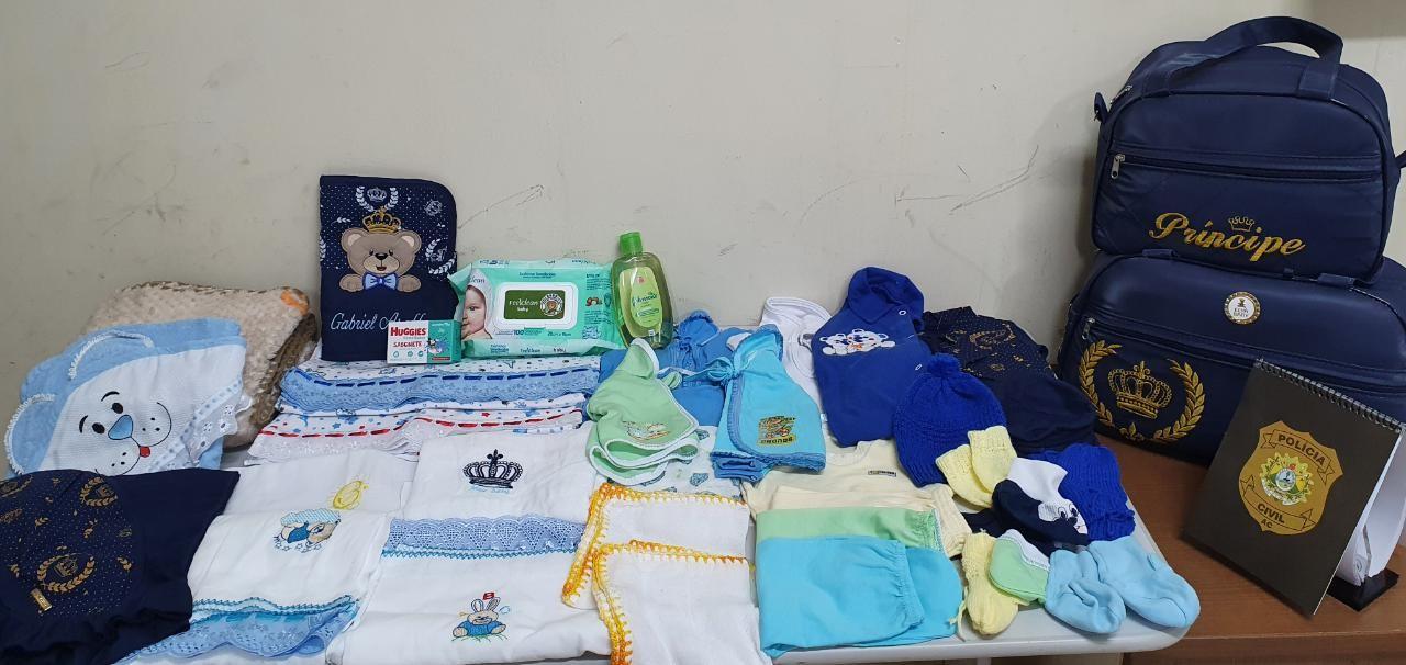 Mulher flagrada roubando bolsa de recém-nascido em maternidade é presa no Acre