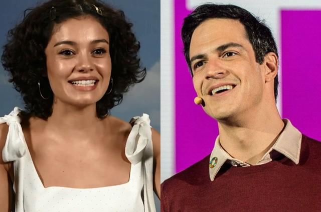 Sophie Charlotte e Mateus Solano (Foto: Reprodução)