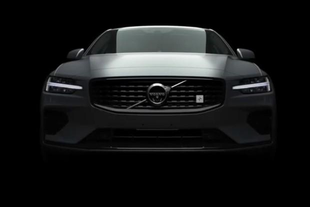 Volvo S60 aparece um pouco em frame de vídeo do Instagram (Foto: Divulgação)