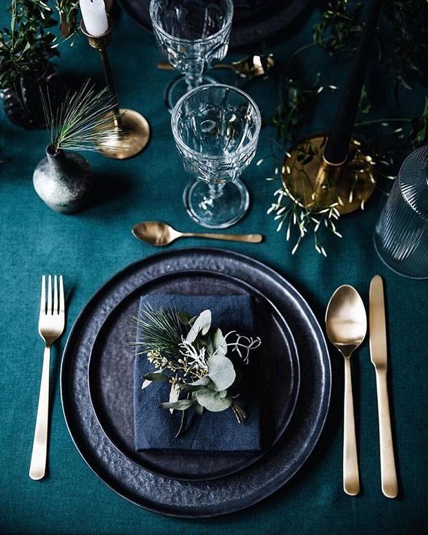 Casamento: as tendências de decoração para 2018 (Foto: Divulgação / Reprodução)