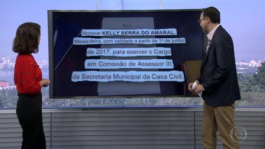 Após polêmica, merendeira recebe novo cargo da Prefeitura do Rio