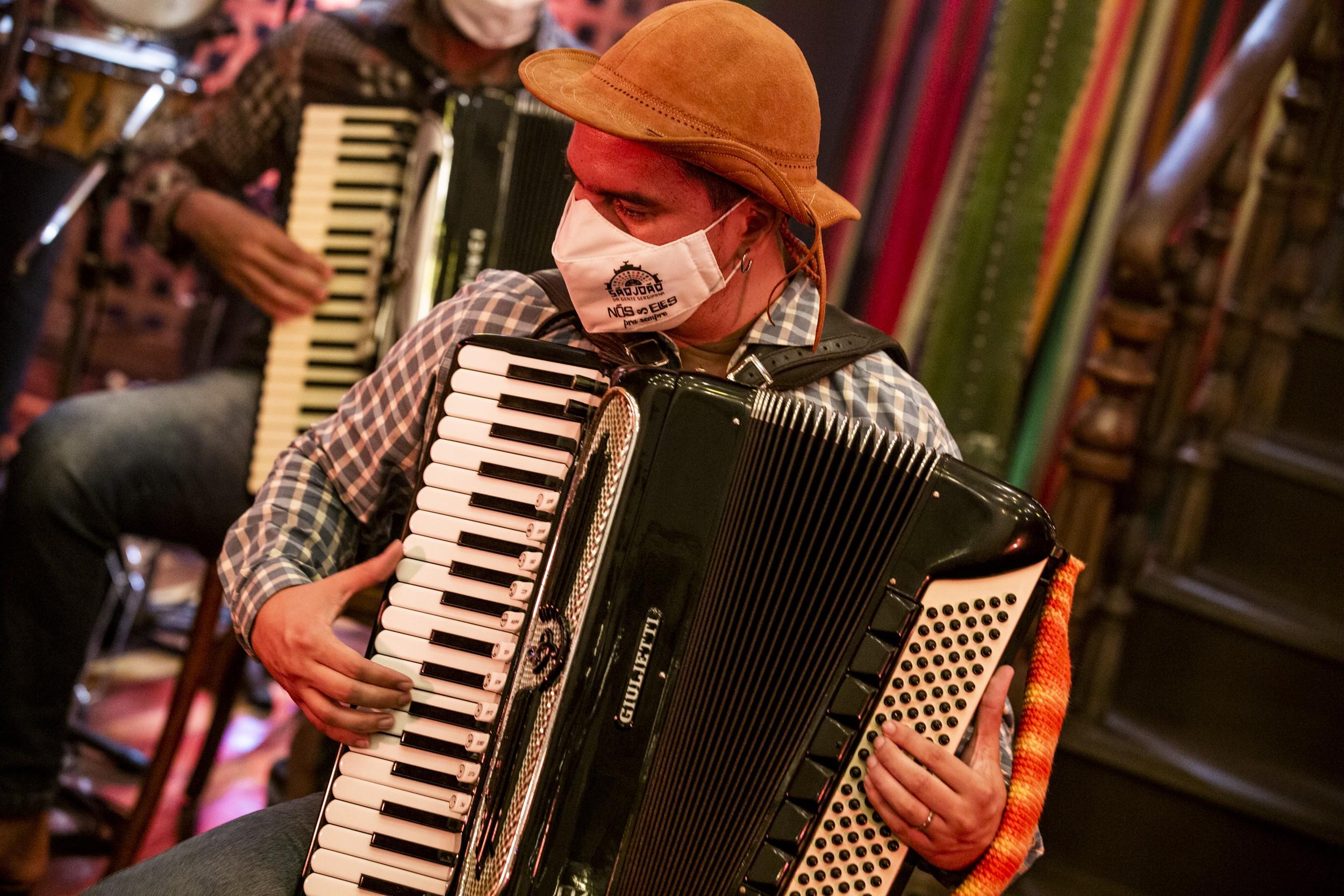 São João da Gente Sergipana apresenta repertório de clássicos da música nordestina
