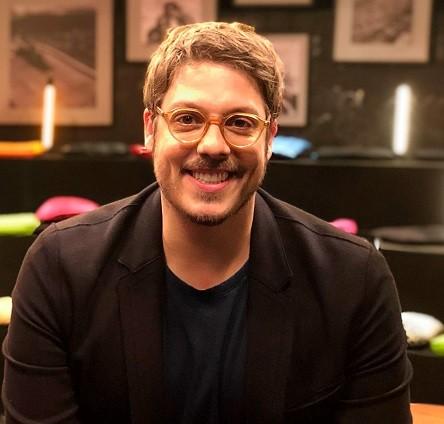 Fábio Porchat é o criador do Prêmio do Humor