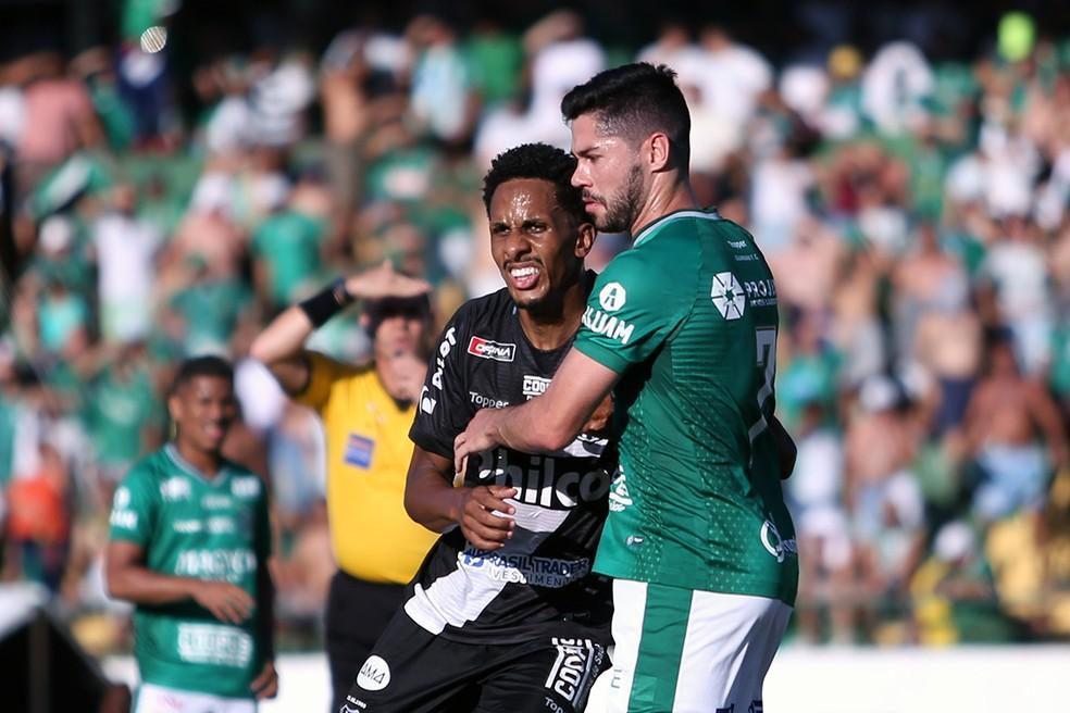 Ponte Preta não perde desde 2012 para o rival Guarani — Foto: Thomaz Marostegan/ GloboEsporte.com
