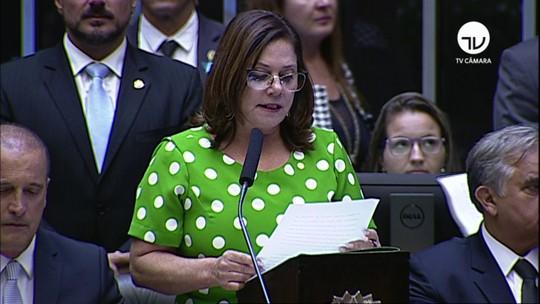 Governo declara 'guerra' ao crime organizado, diz Bolsonaro em mensagem ao Congresso
