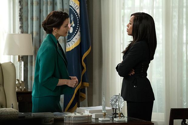 Scandal: cenas do último episódio da série de Shonda Rhimes (Foto: Divulgação)