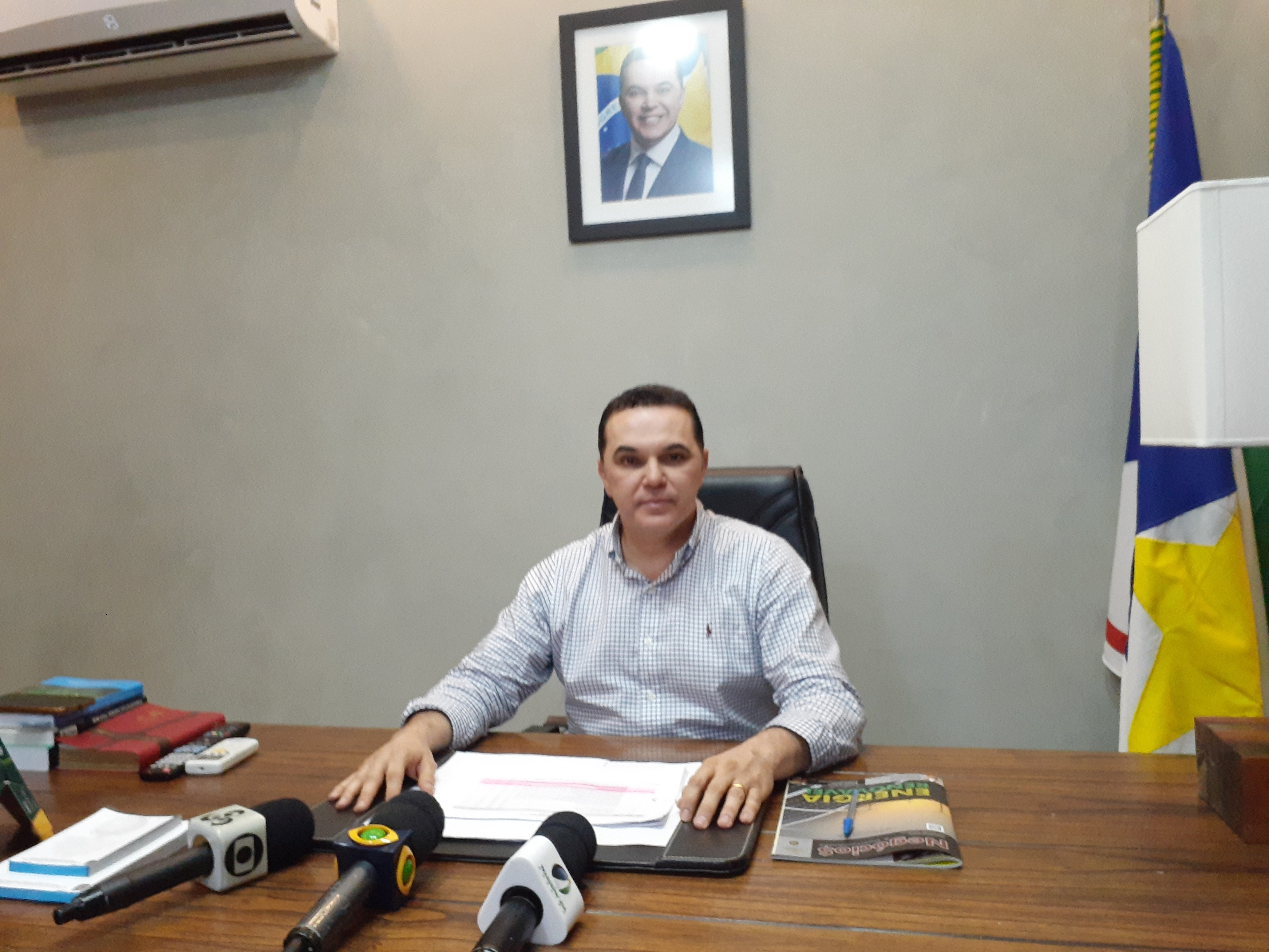 Presidente da Ale-RR acusa MP de perseguição após denúncias de fraudes e desvios milionários - Notícias - Plantão Diário