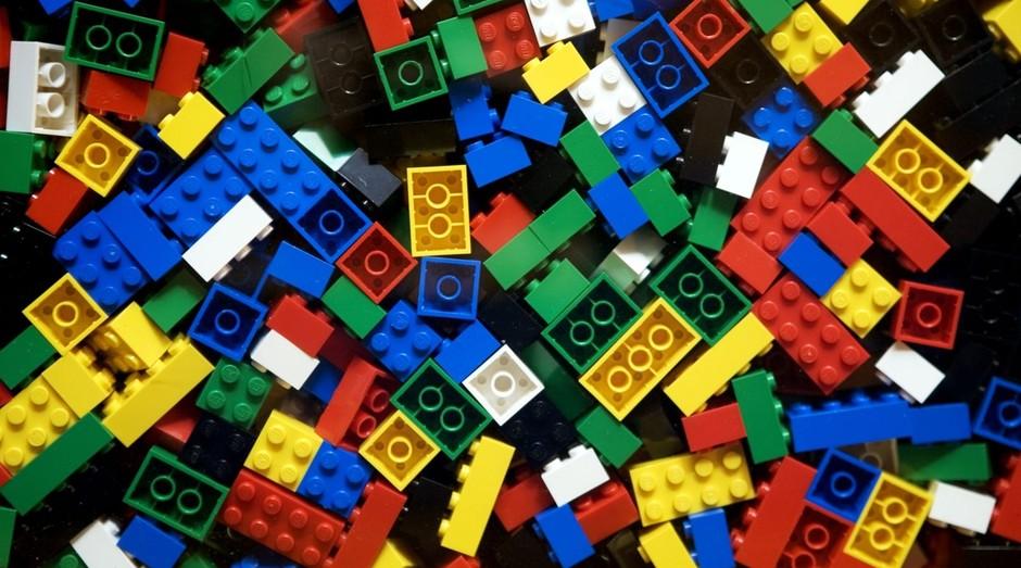 """Os novos brinquedos da Lego serão produzidos a partir de um """"plástico verde"""" (Foto: Divulgação)"""