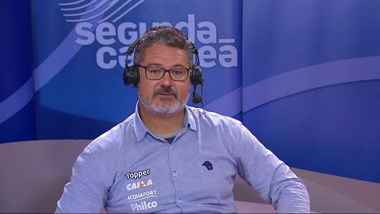 """Micale diz que vitória não foi crucial para seguir no Paraná: """"Trabalha na contramão"""""""