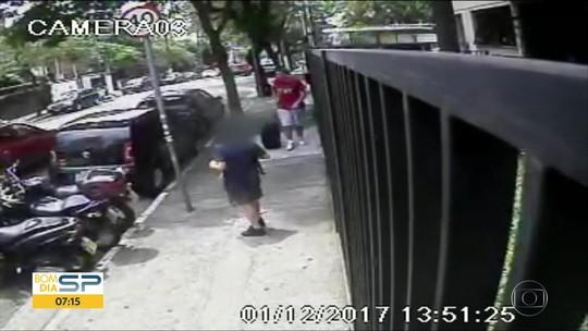 Ladrão leva criança para roubar apartamento na Zona Sul de São Paulo