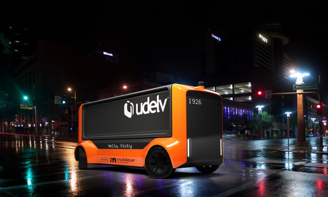 Udelv Transporter: entregas em domicílio completamente autônomas
