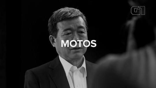 Crise em motos 'aparentemente, parou de piorar', diz presidente da Honda