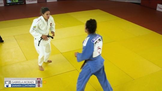 Ippon 2019: com participação de Honorato, terceiro episódio define primeira judoca finalista