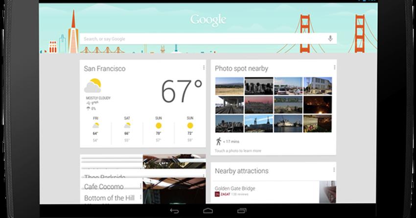 Aprenda a configurar o Google Now e acessar informações de seu interesse