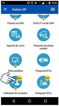 Aplicativo Detran (Foto: Divulgação)