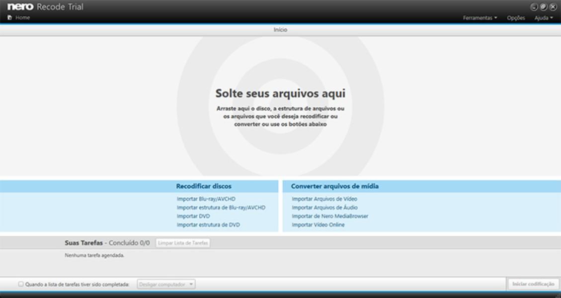 Nero recode download techtudo nero 2014 simplifica converso de vdeos ccuart Gallery