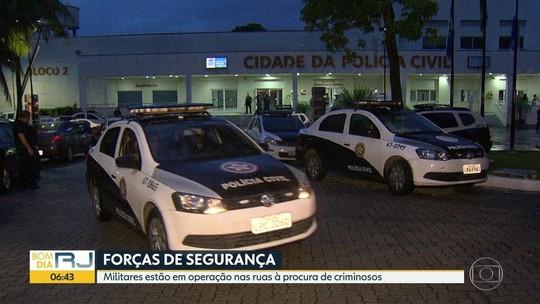 Comunidades na Zona Oeste do Rio são alvos de operação