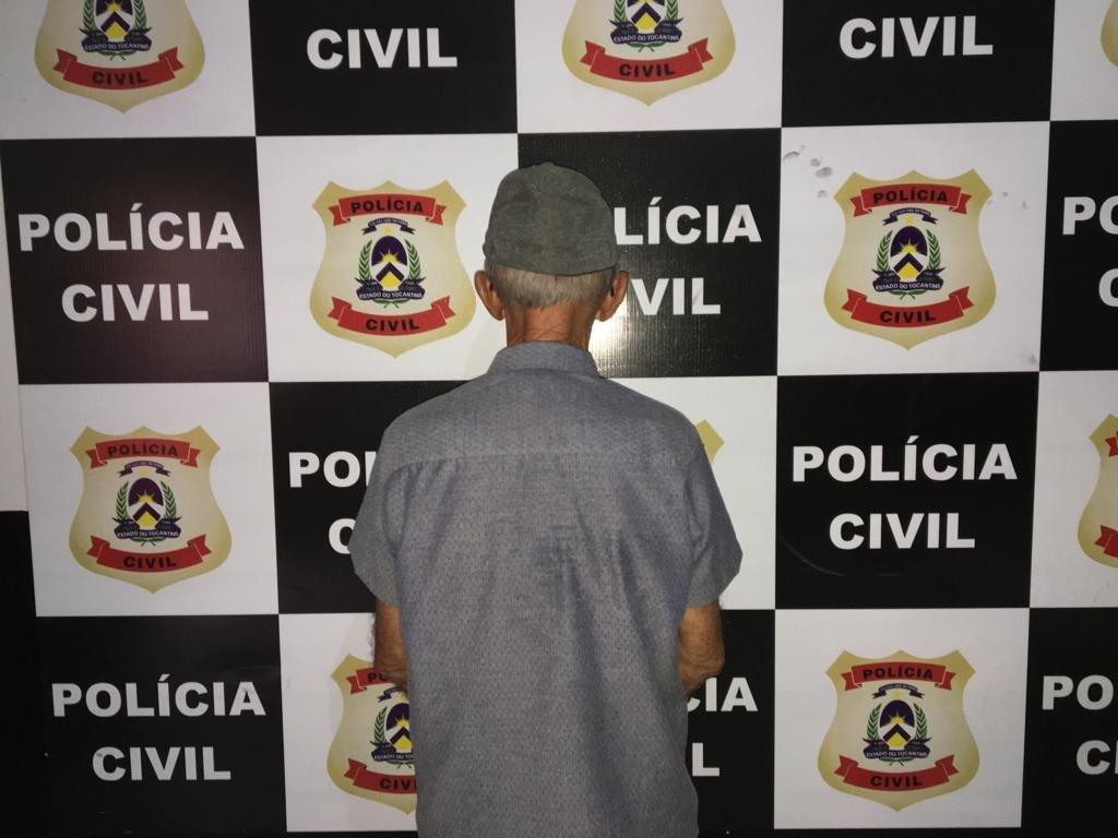 Idoso condenado por assassinato na Bahia é preso no Tocantins 26 anos após o crime - Notícias - Plantão Diário