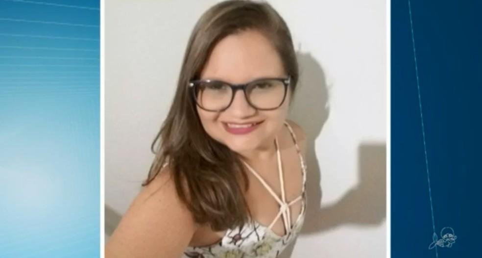 Professora Silvany foi morta pelo ex-marido em agosto. — Foto: Reprodução/TV Verdes Mares